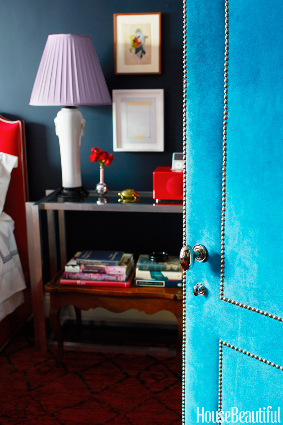 A Colorful Manhattan Apartment by Nick Olsen