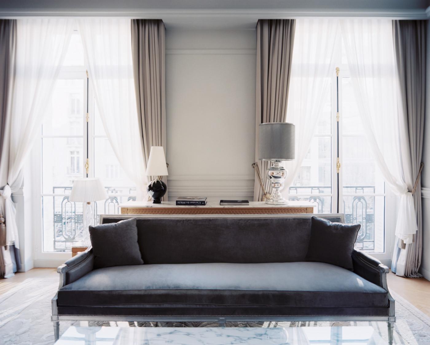 Le Royal Monceau Hotel, Lonny Magazine