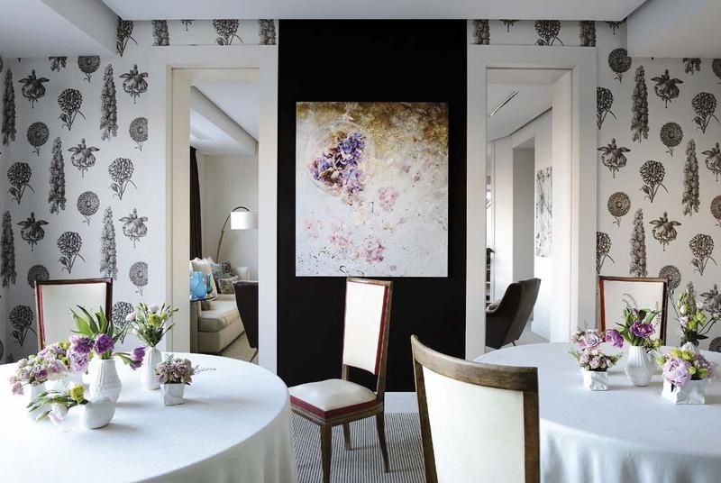 Marta de la Rica's Madrid Apartment