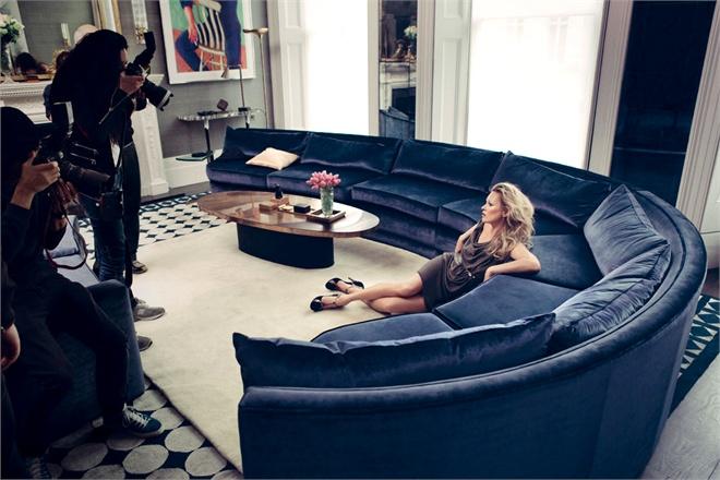 Kate Moss S Liu Jo Fall 2012