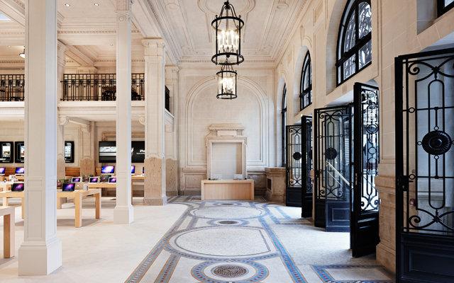 Apple Store Paris, France