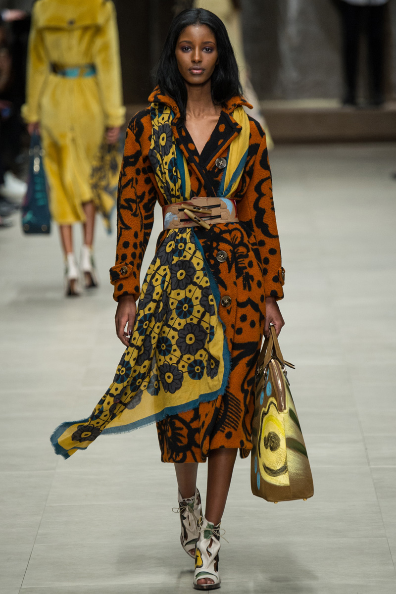 Burberry Prorsum Fall 2014 RTW