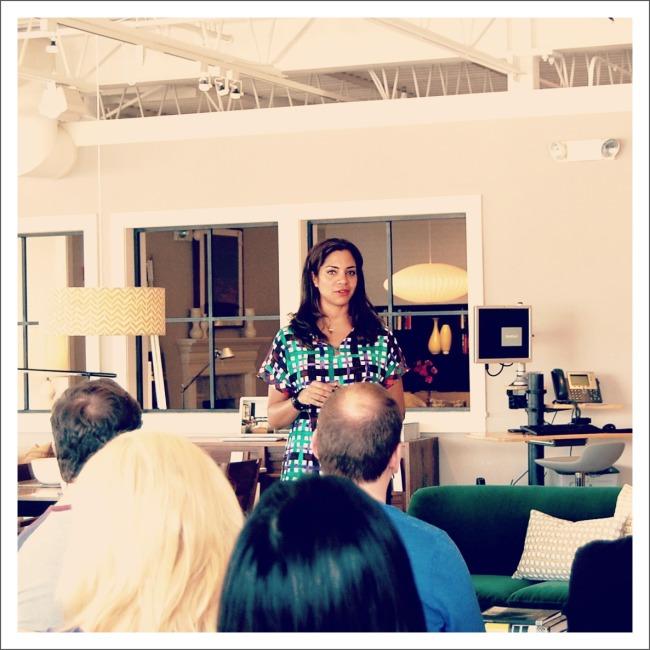 Danielle Colding, Washington Fine Properties Home & Design Weekend