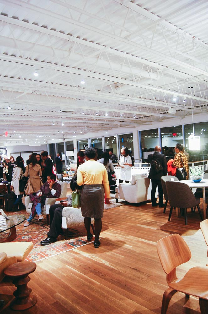 AphroChic Book Launch Party, Washington, DC