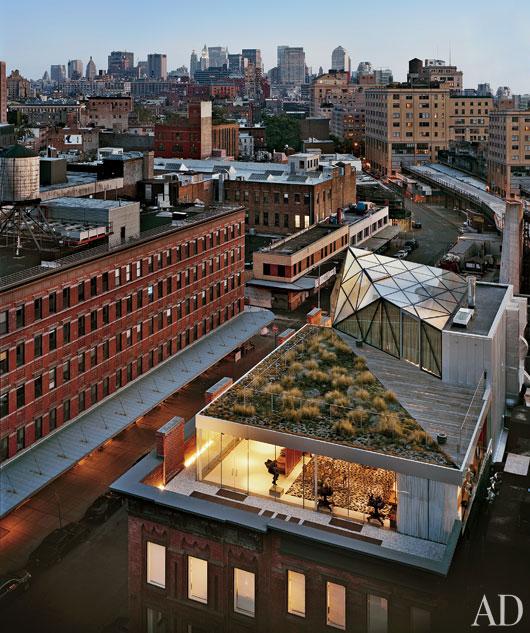 Diane von Furstenburg New York Apartment