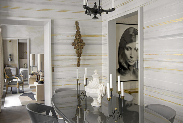 Jean-Louis Deniot's Paris Retreat