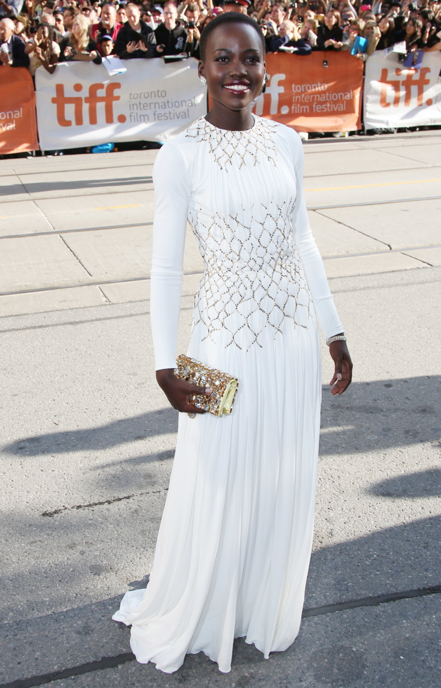 Lupita Nyong'o, Toronto Film Festival