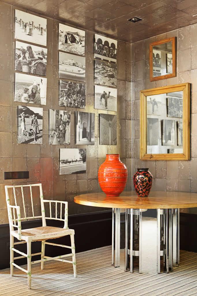 Lorenzo Castillo's Madrid Showroom