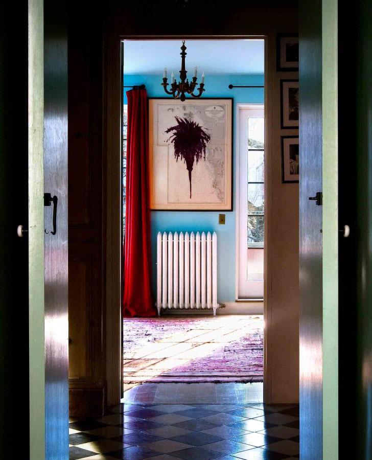 Olatz Schnabel's Bedroom