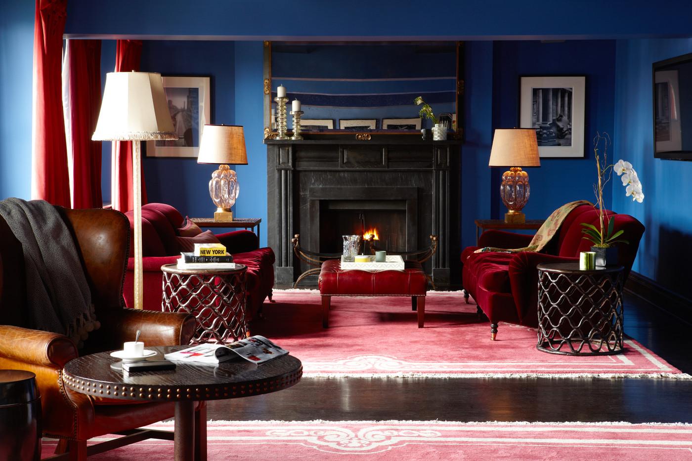 Gramercy Park Hotel Penthouse Suite