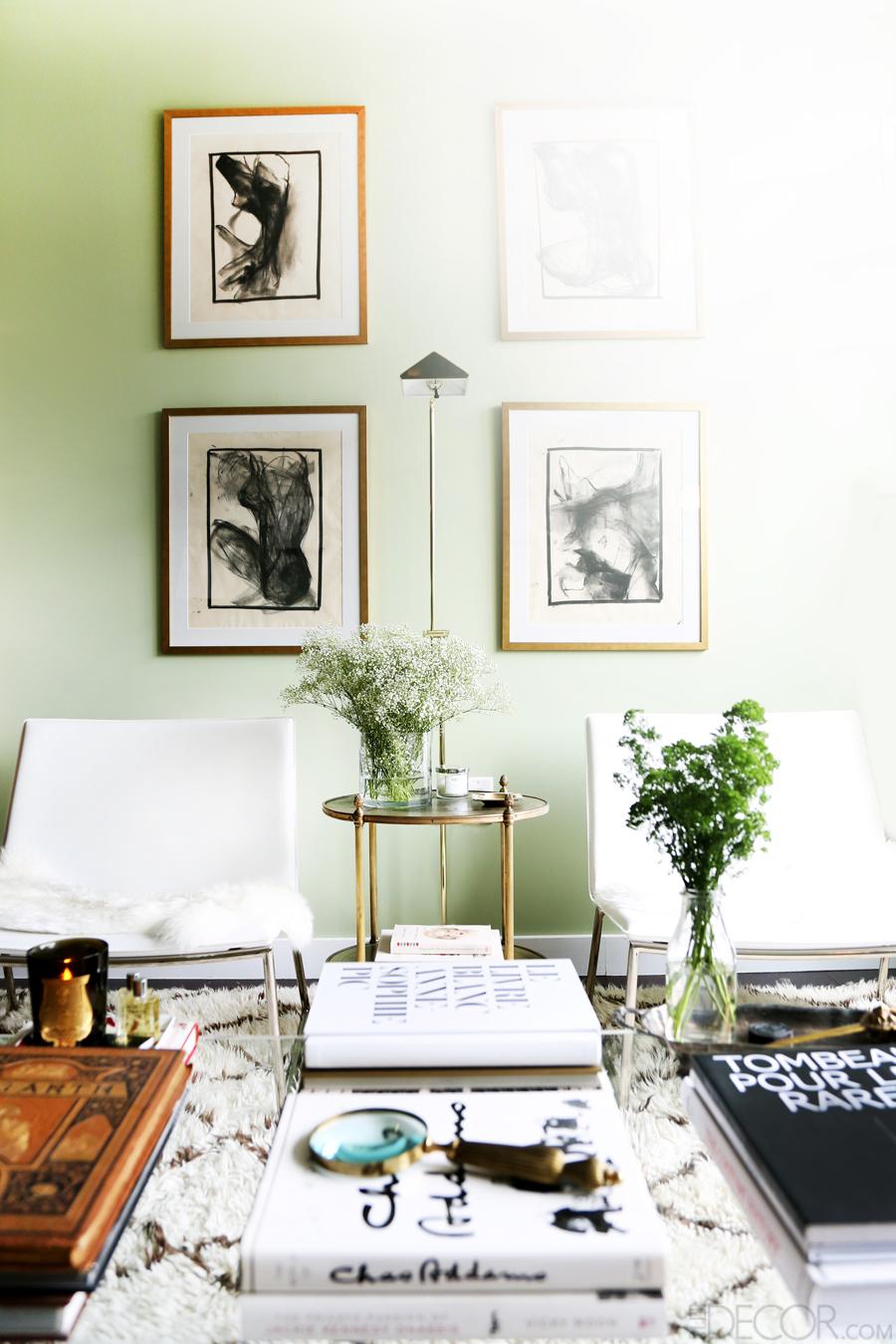 Nicole Najafi's NYC Apartment