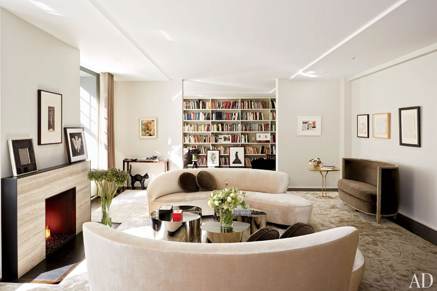 Gold-Gorvy Residence by D'Apostrophe