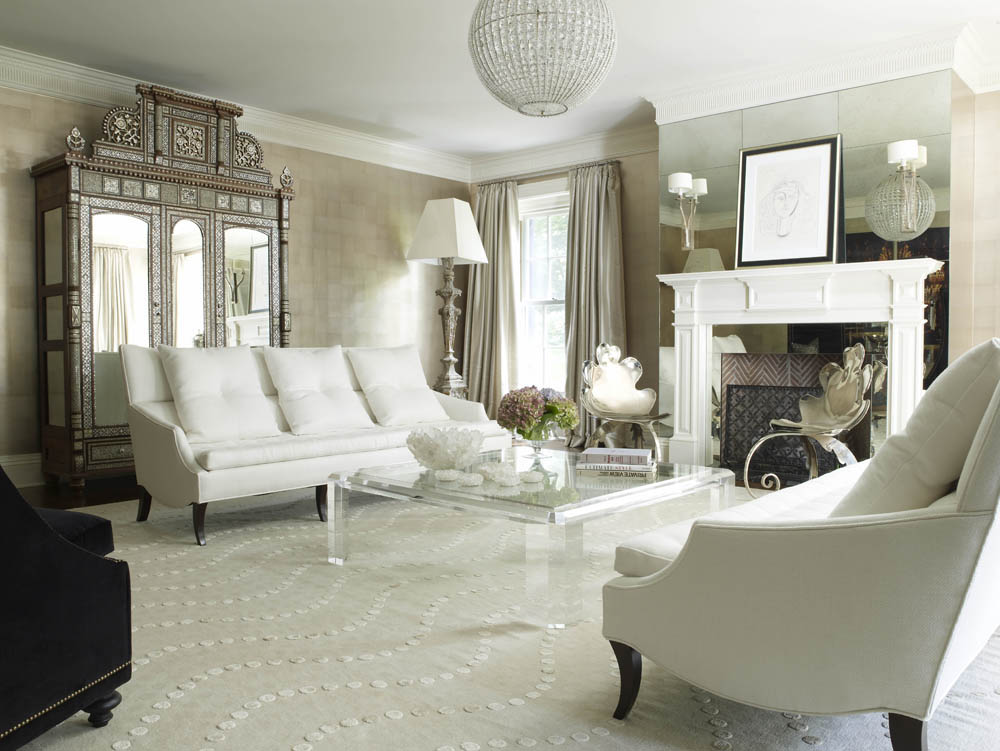 Connecticut Home by Lynne Scalo