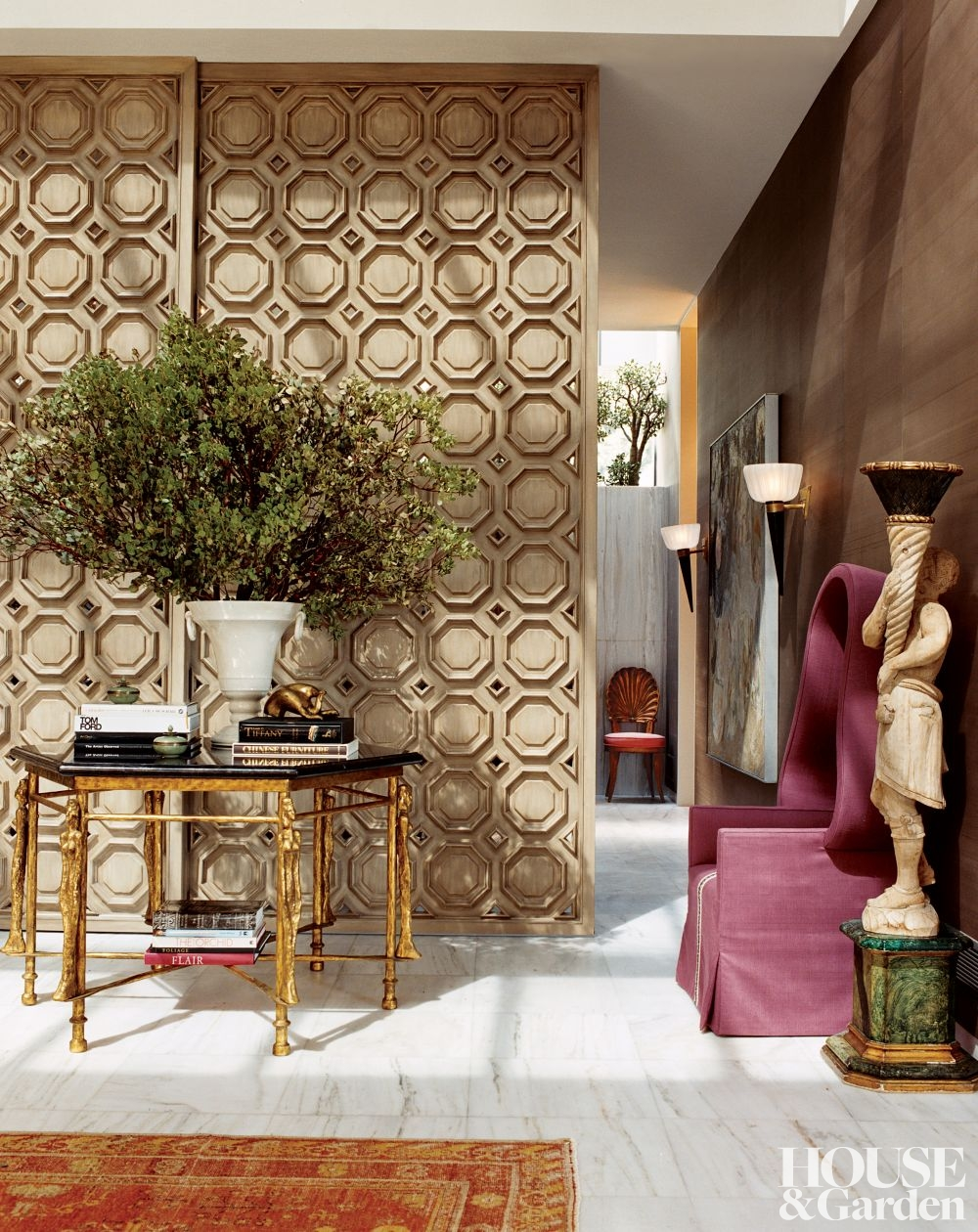 Beverly Hills Home by Kelly Wearstler