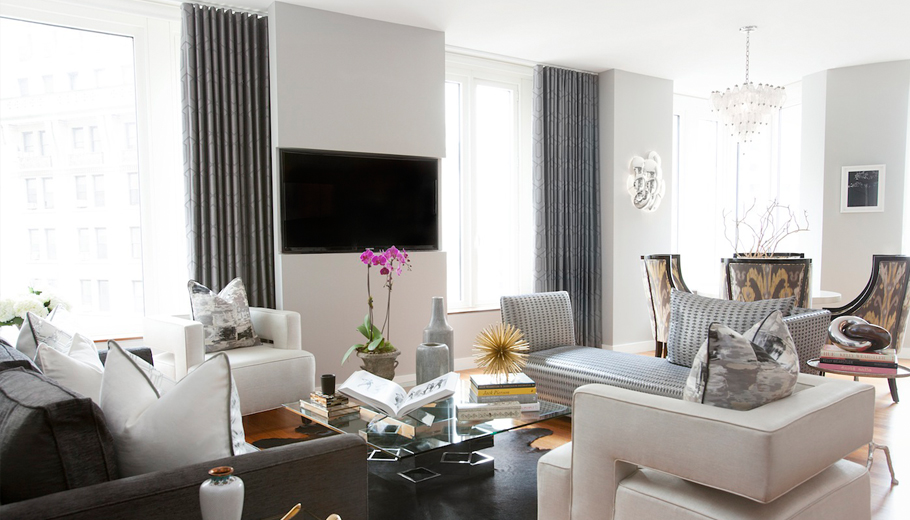 Tribeca Residence, Carlyle Designs