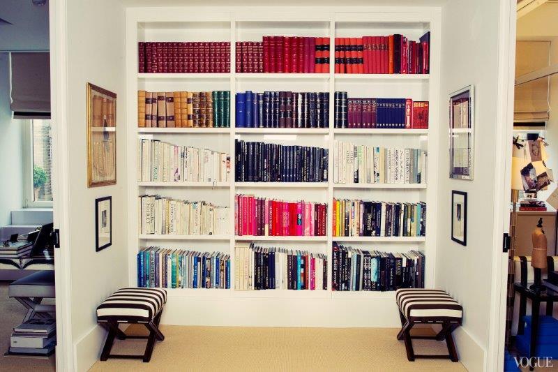 Carolina Herrera's Manhattan Atelier, Vogue.com