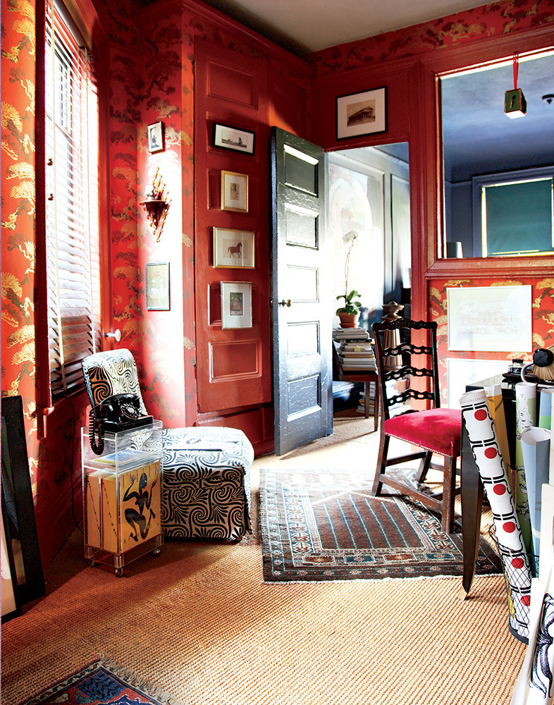 Temo Callahan's New York Apartment