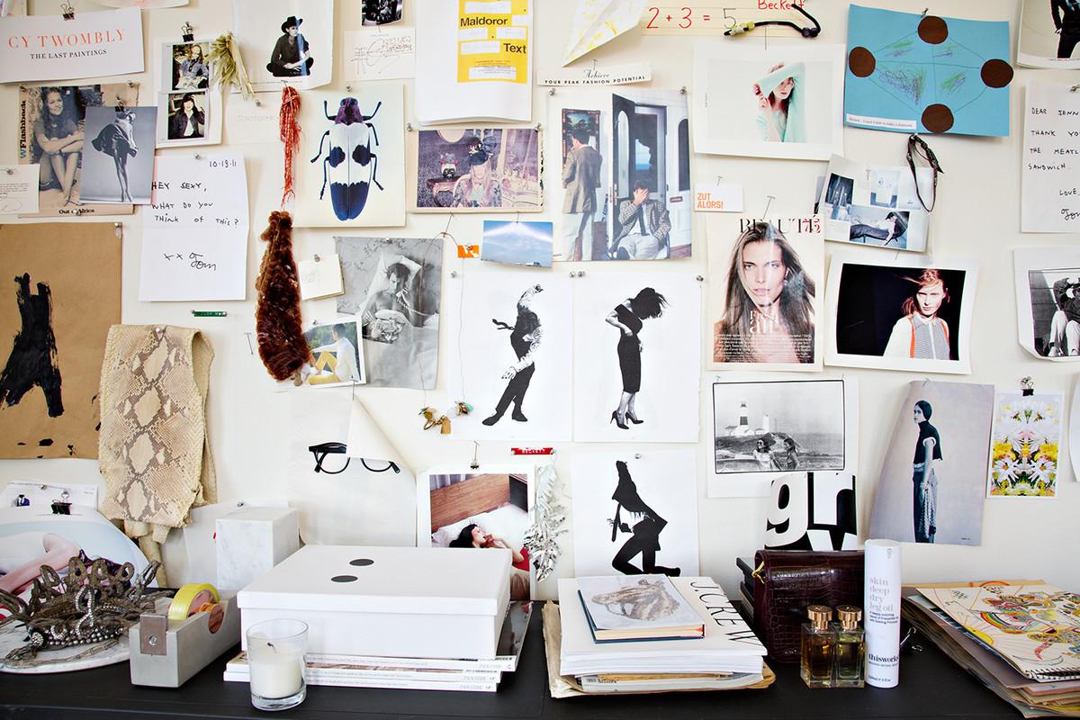 Jenna Lyons' Office, Vanity Fair