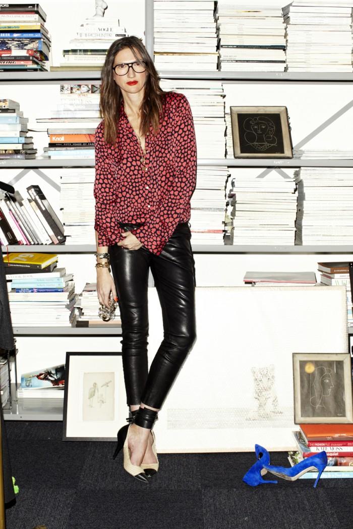 Jenna Lyons, Self Service Magazine