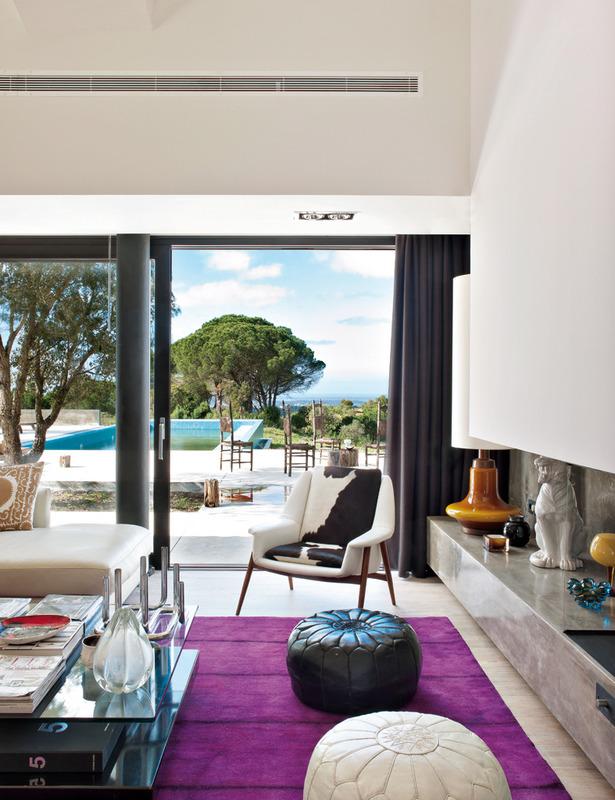 A modern home in Alentejo, Portugal