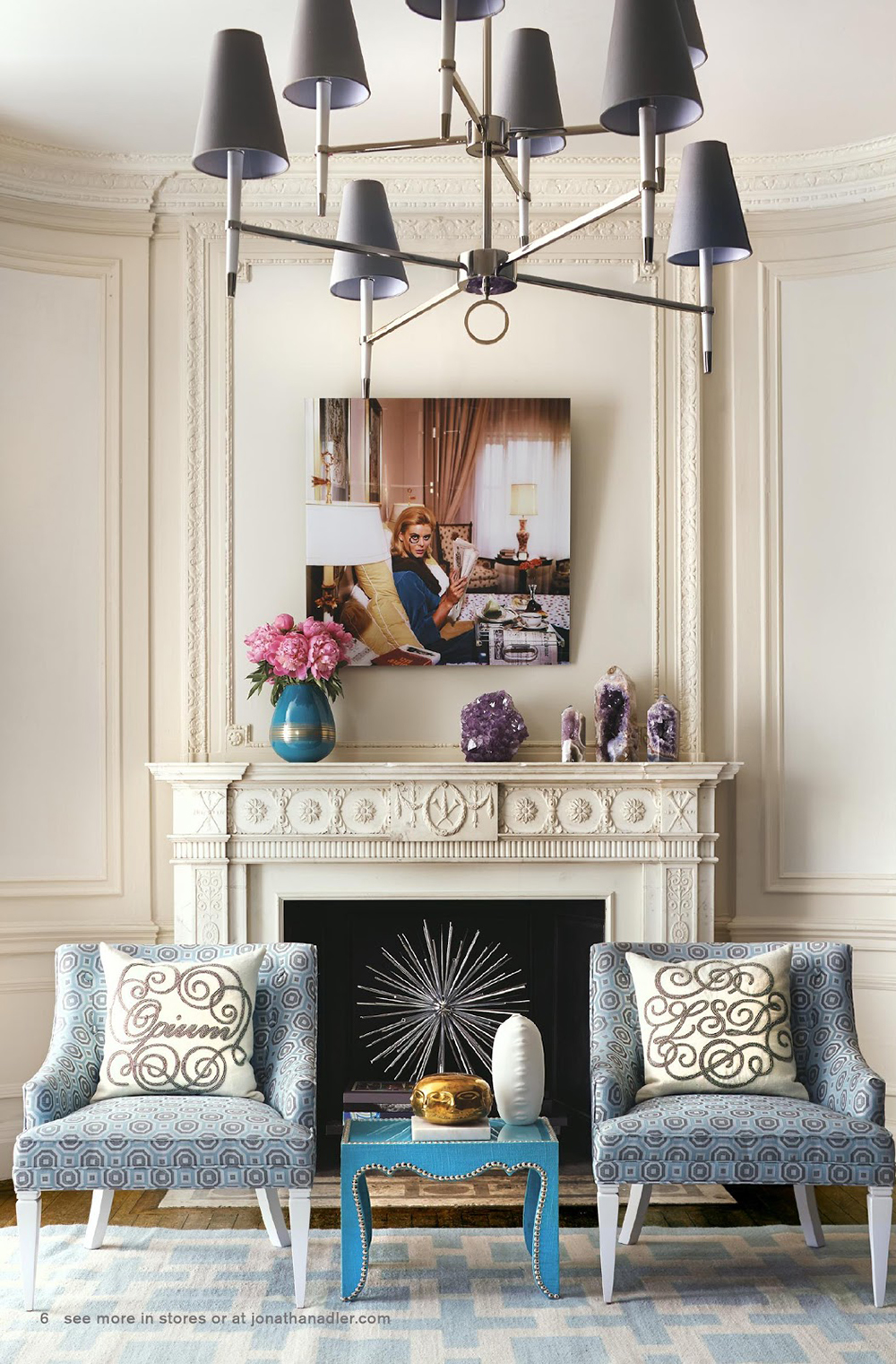 Jonathan Adler's Fall 2013 Catalog #homedecor #interiors
