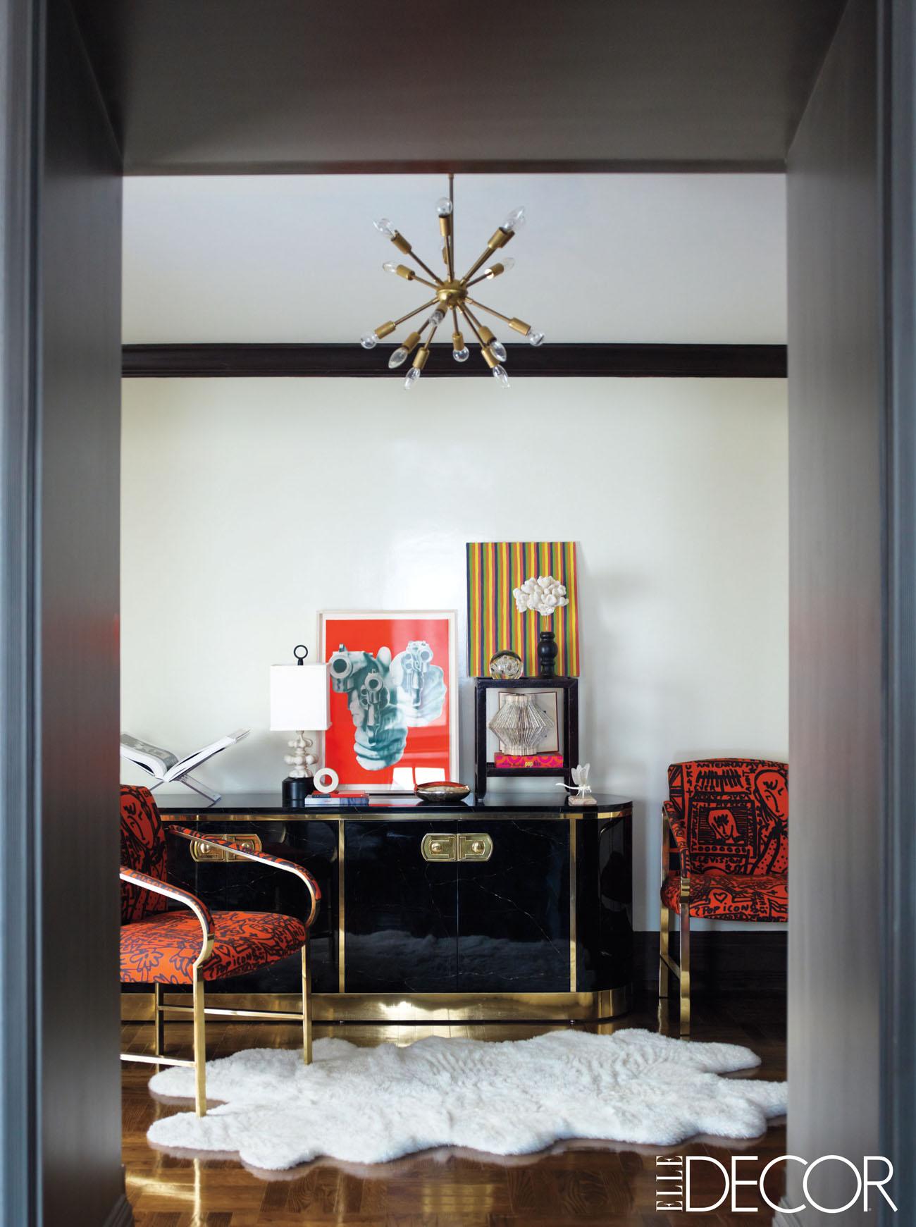 Jackie Astier's Manhattan Apartment
