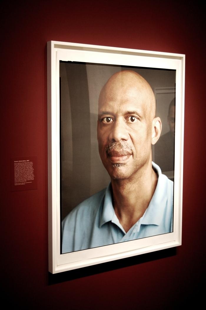 National Portrait Gallery The Black List