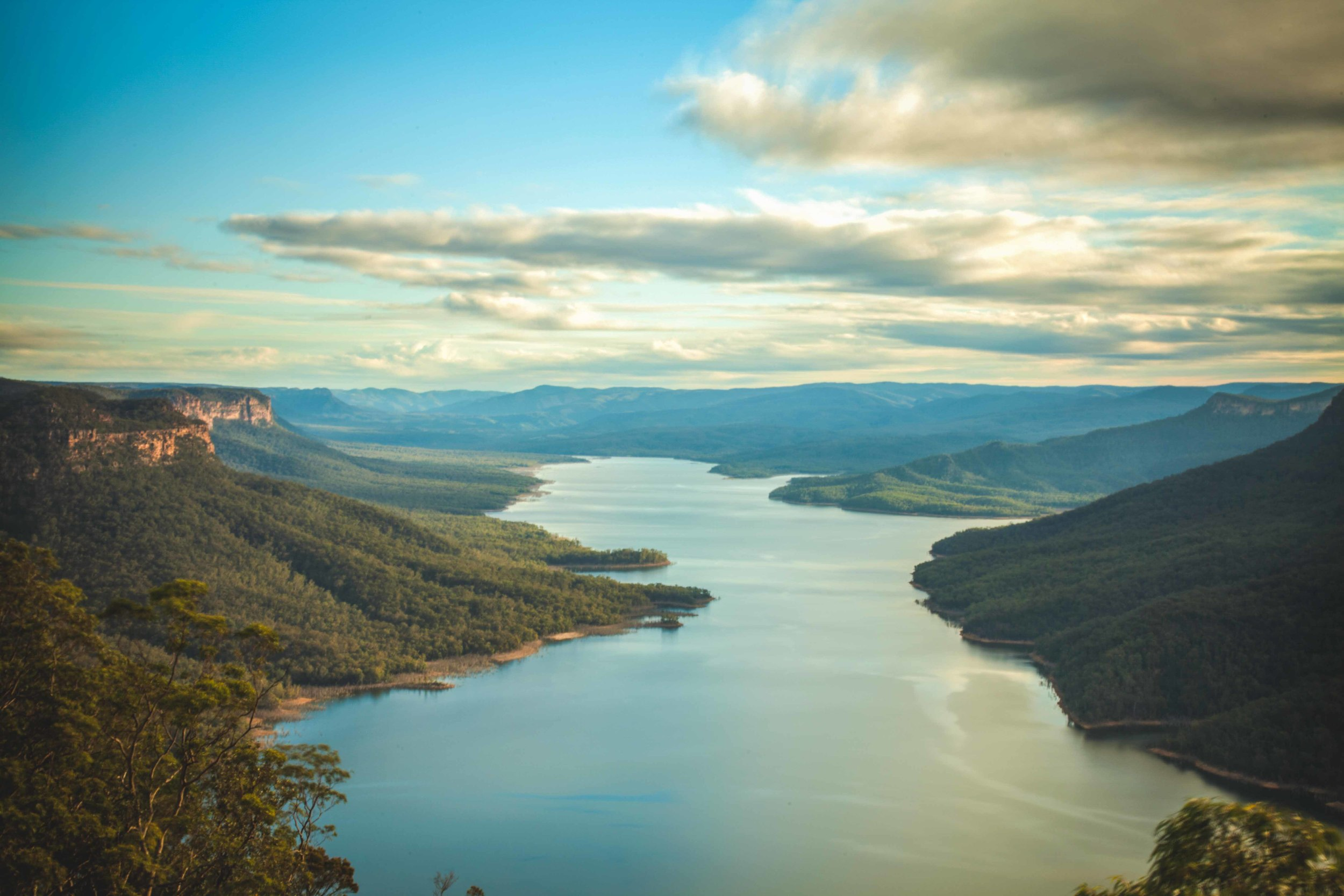 Burragorang Lookout, NSW