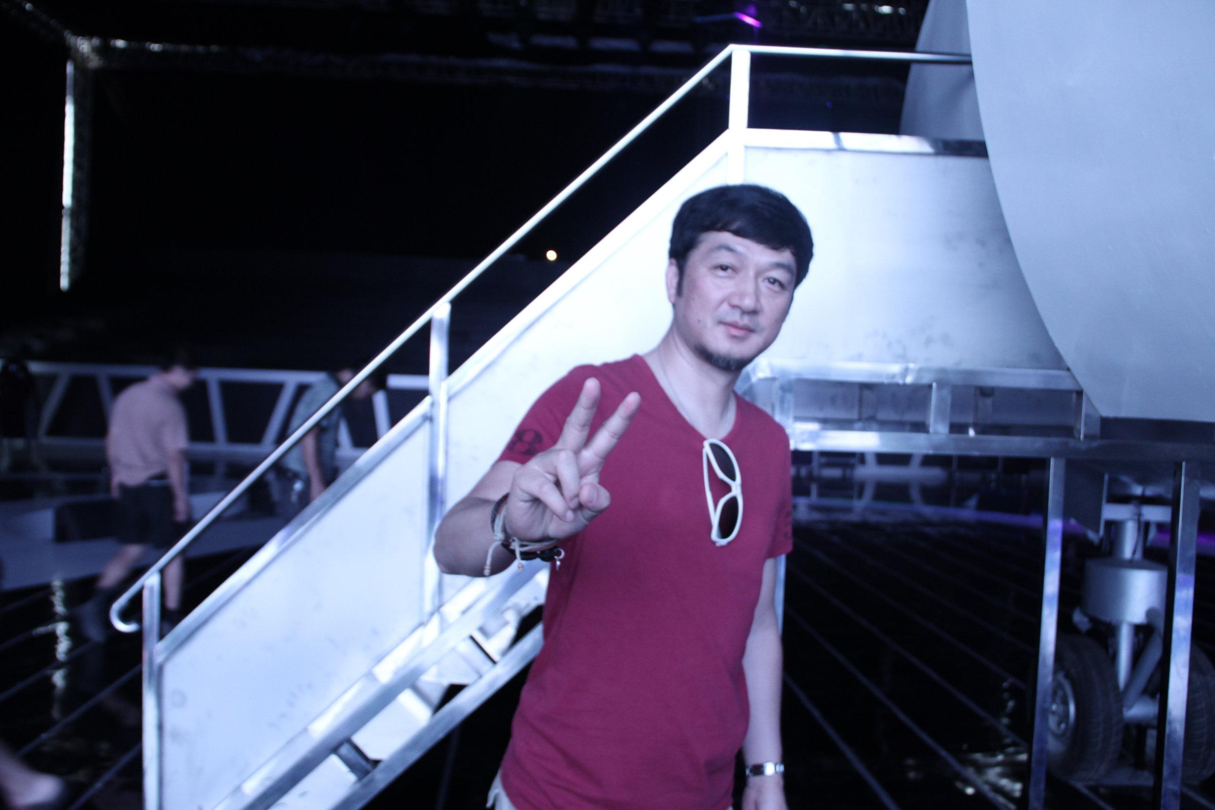 Daniel Yu, COO
