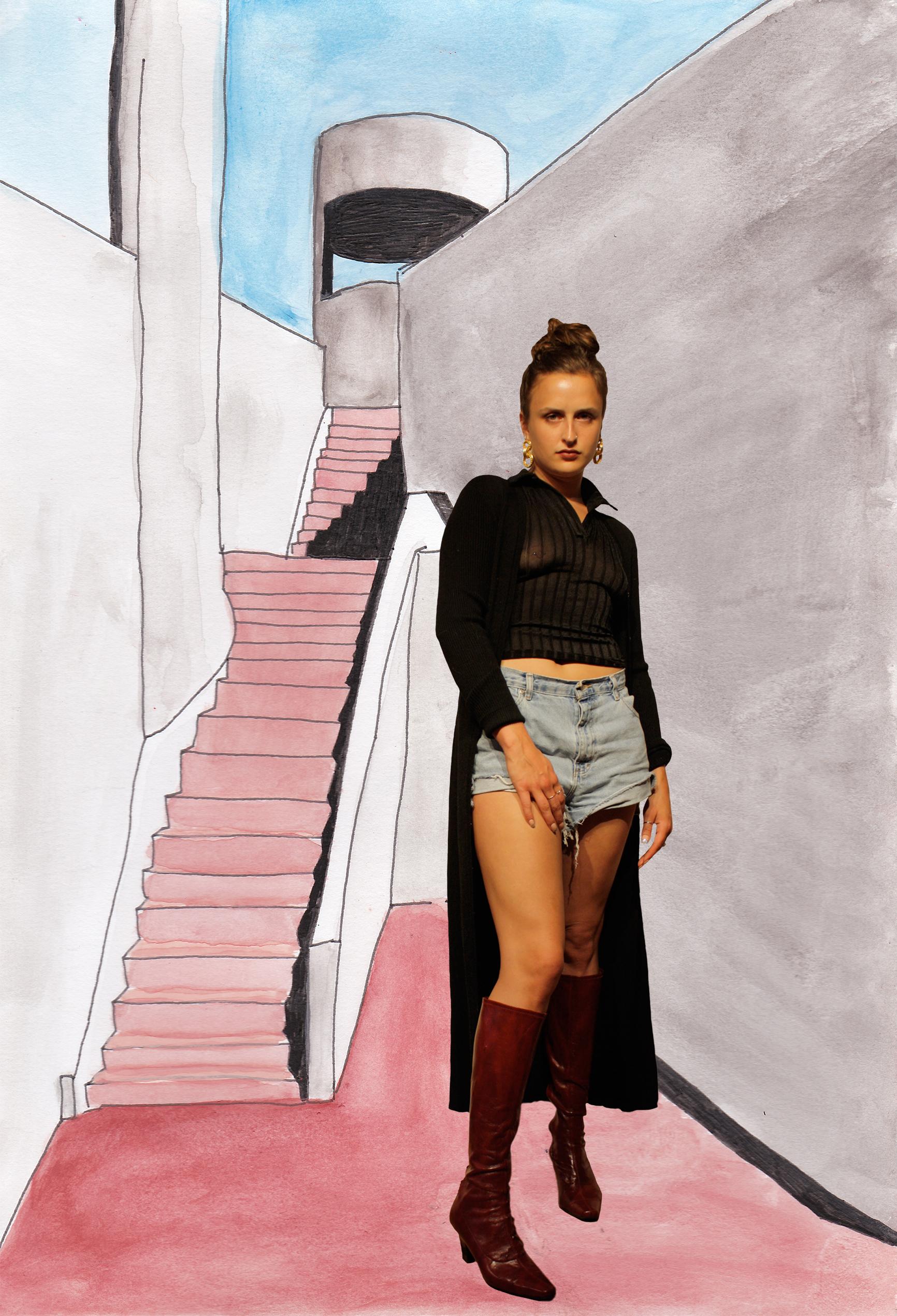 - Paintings by Caroline Jacobson