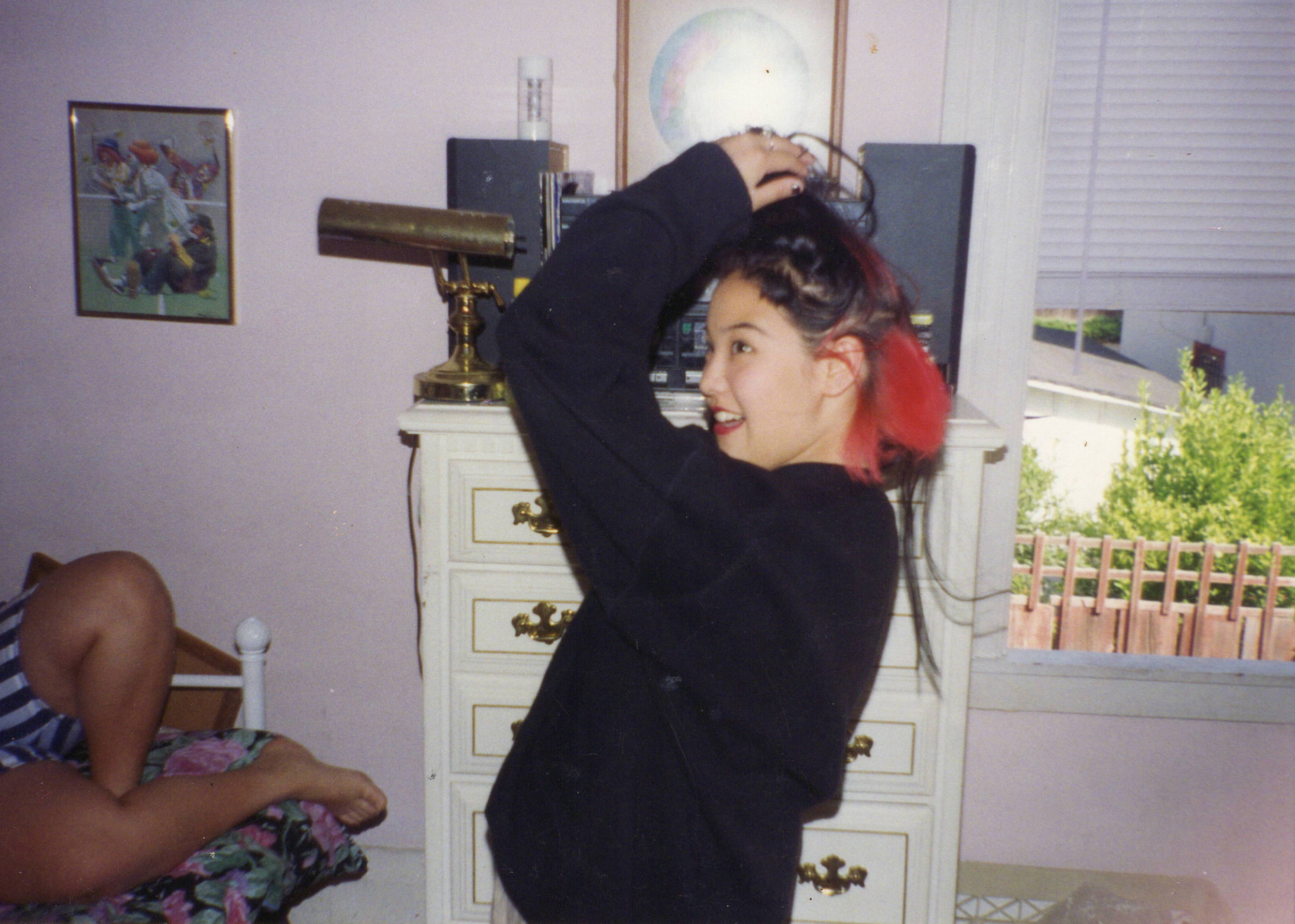 1993_Michelle Red Hair.JPG
