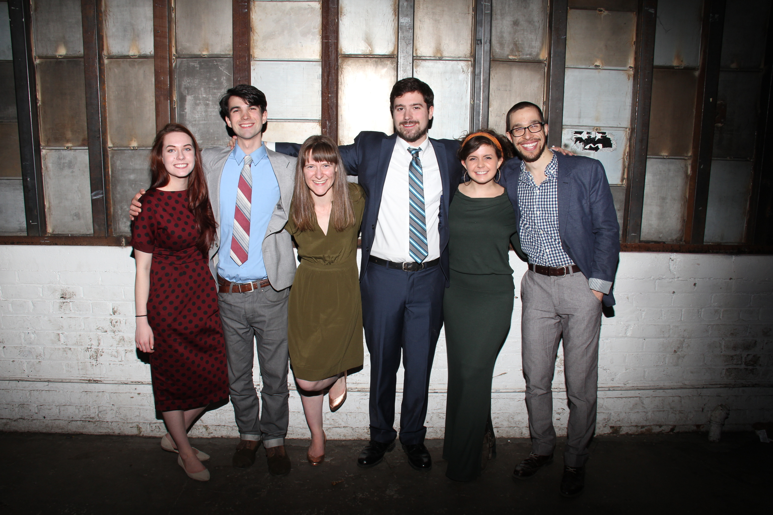Production Designer, Katy Sullivan. Composer, Daniel Eggert. Director/Producer, Meredith Dobbs. Co-writer/Director of Photography, Tony Eggert. Lead actors Mary Rose Naoum and Michael Lopetrone.