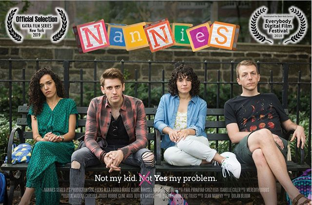 We are thrilled to announce that the the first two episodes of Nannies will be screened at the Alamo Drafthouse in Brooklyn 9/26 as part of the Katra Film Series. You can use the link in our bio to visit our event page for info and tickets. Come out for a night on the the town with us and watch Nannies on the big screen!!!! * * #nanniesseries #katrafilmseries #alamodrafthouse #nycfilm