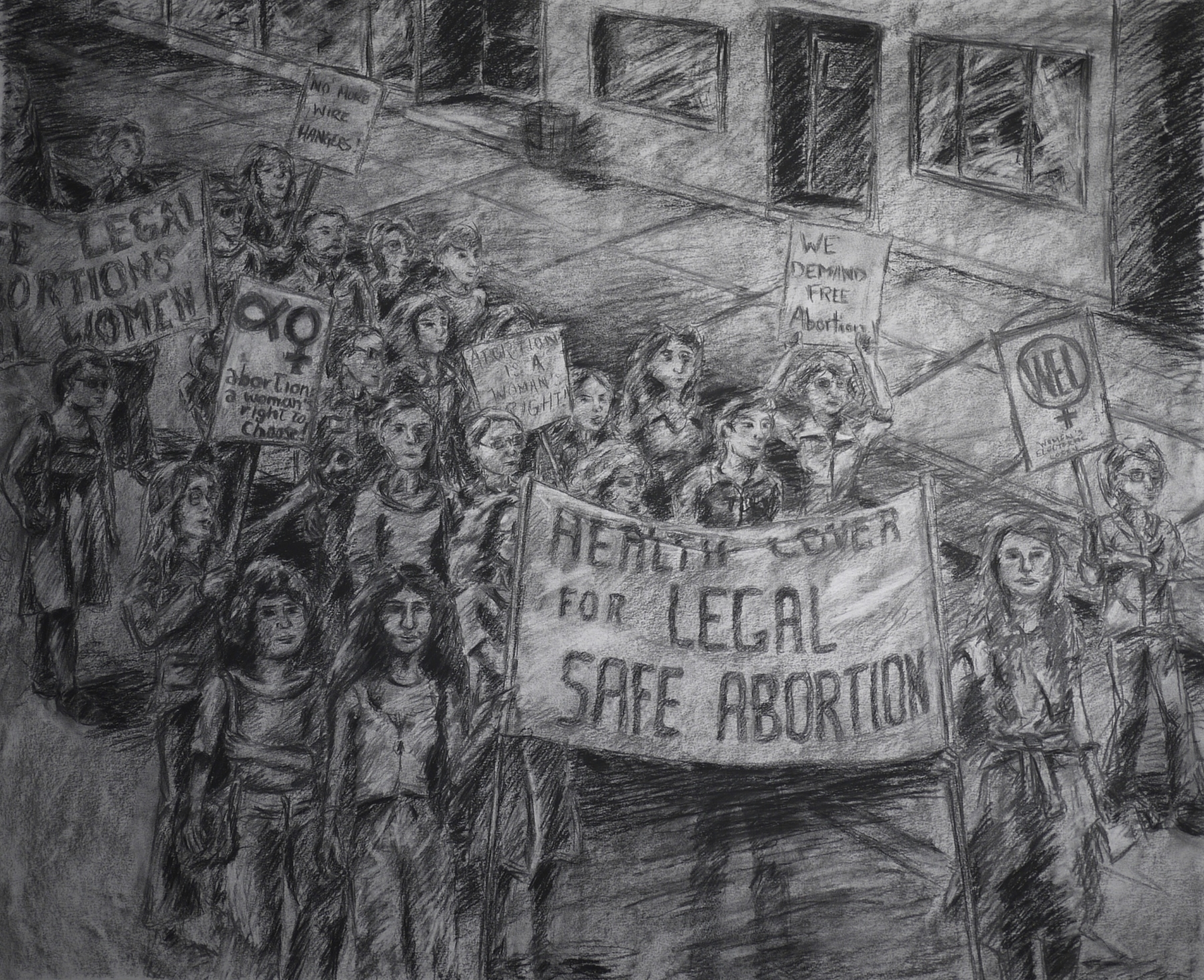From the '70s till Now: The Fight For Abortion Rights, 1/4