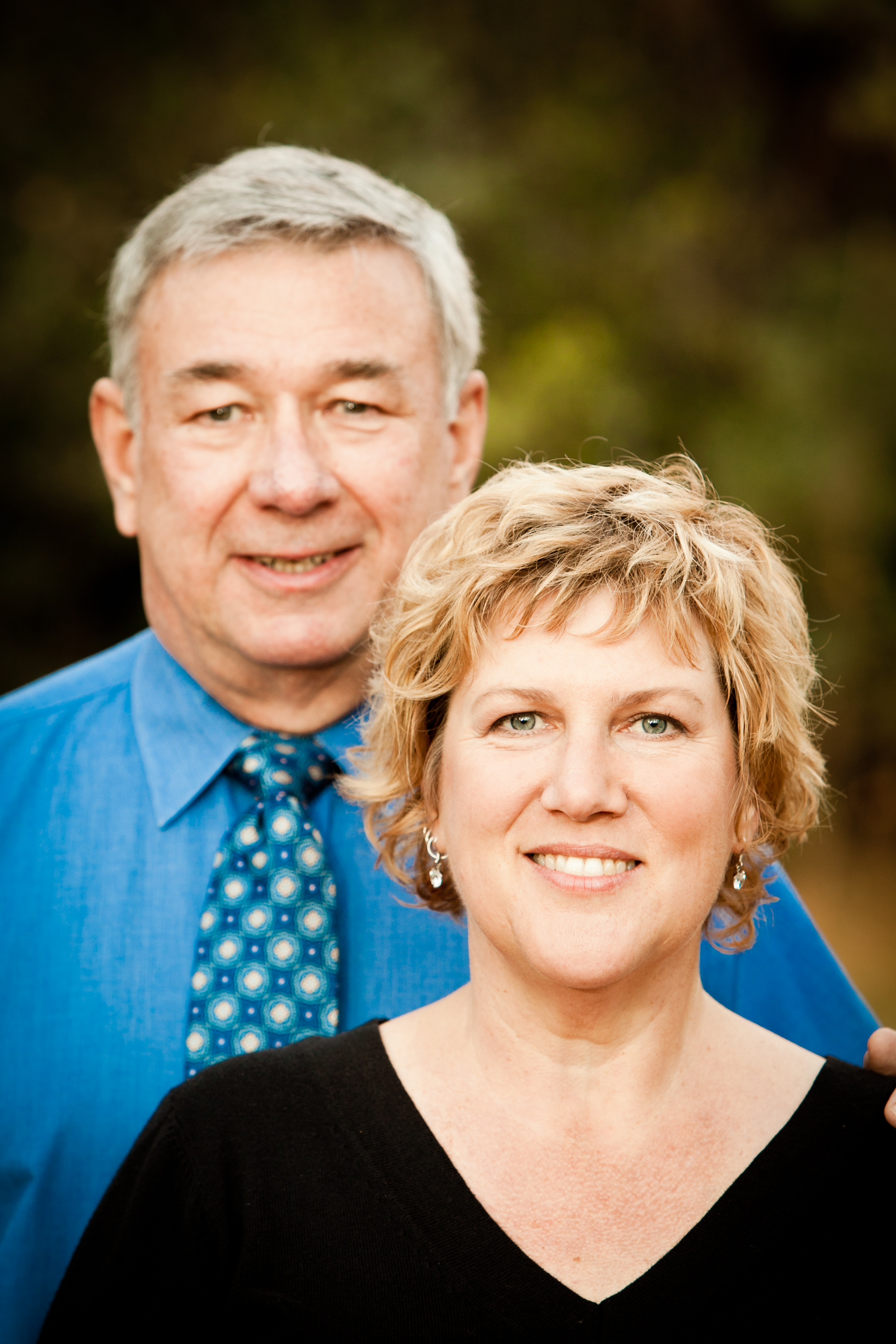 Nancy and Biff Barnes, owners, answer all emails and calls.