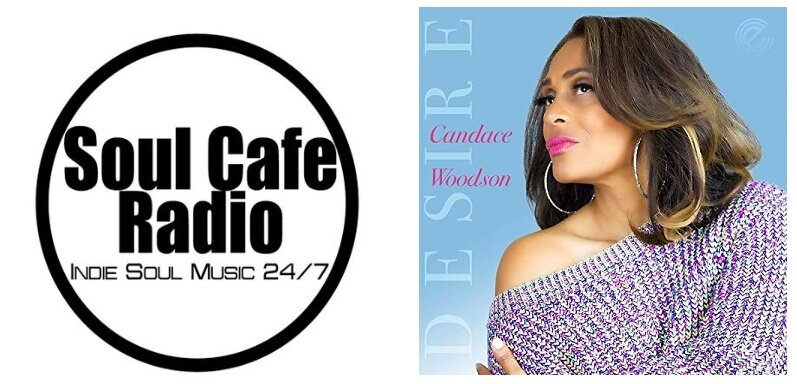 Vote Candace Woodson for Your Choice For The  Indie Soul Grammy