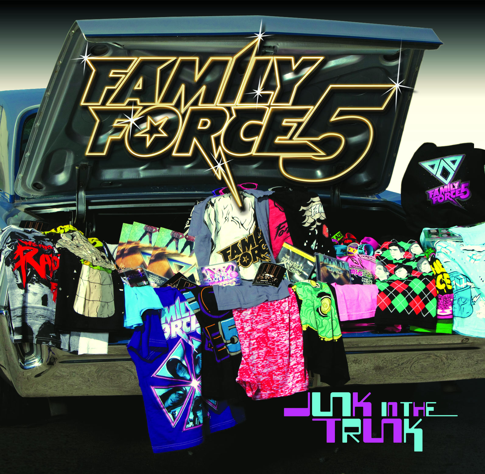 """Family Force 5 """"Junk in the Trunk"""" 2012"""
