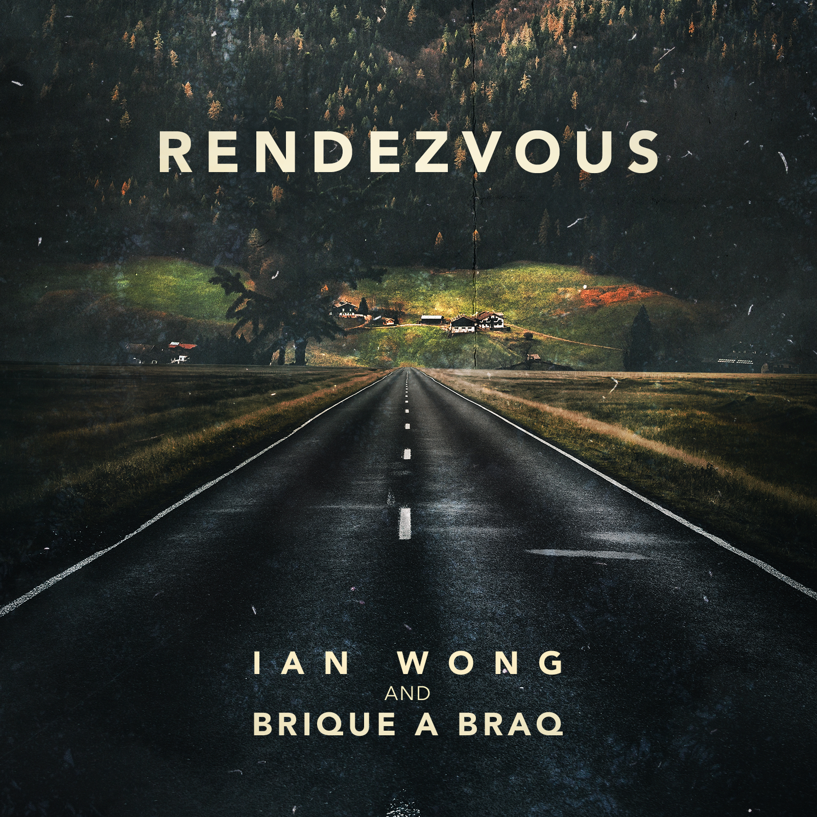 """Brique a Braq and Ian Wong """"Rendezvous"""" 2019"""
