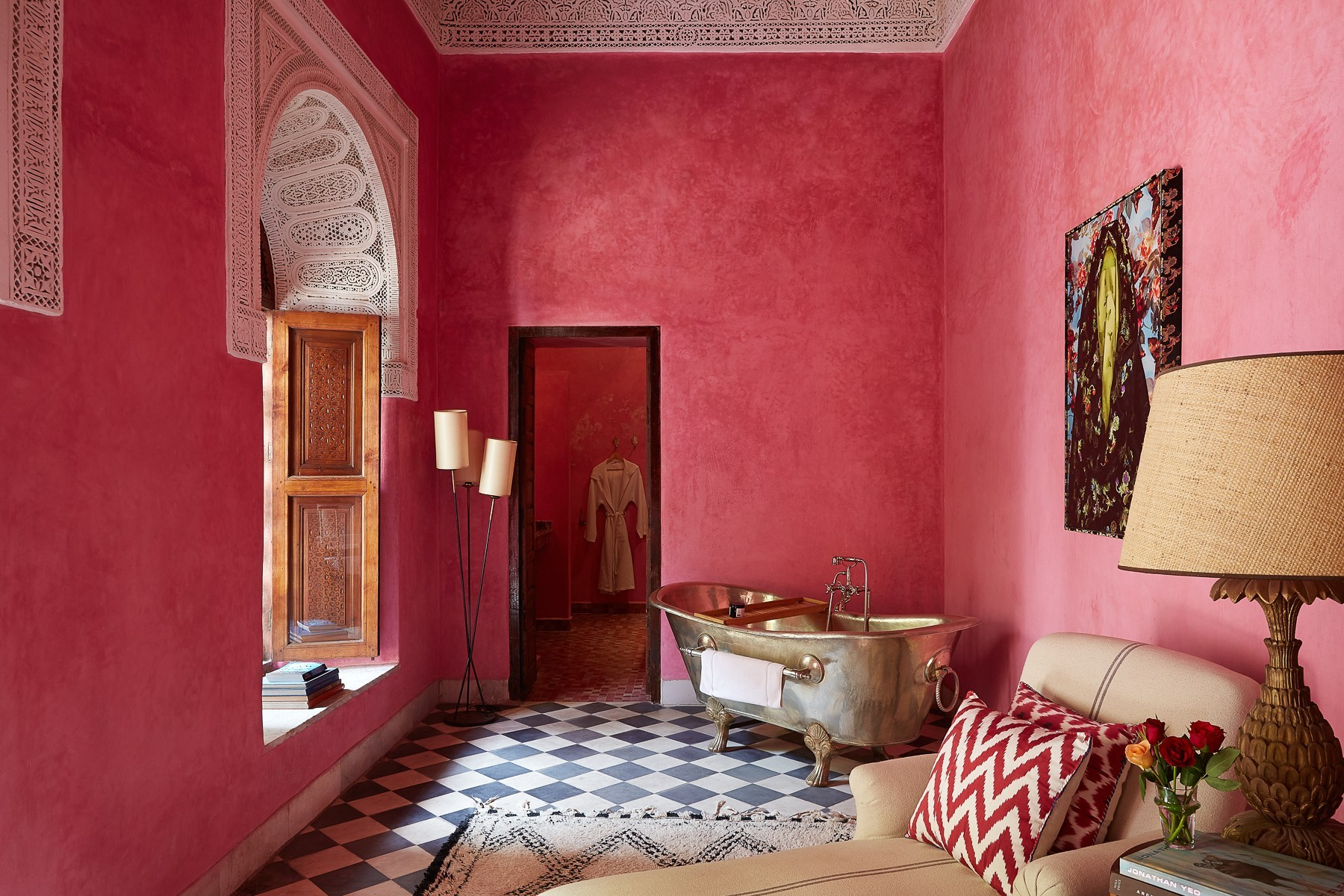 ElectrifyDesigning a Modern Moroccan Palace with El Fenn's Willem Smit -
