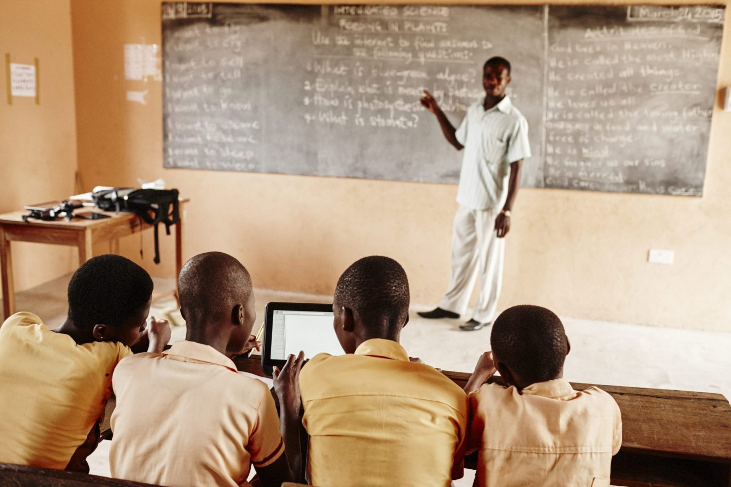 ElectrifyHow Pencils of Promise Is Transforming The Future of Education for Those In Need -