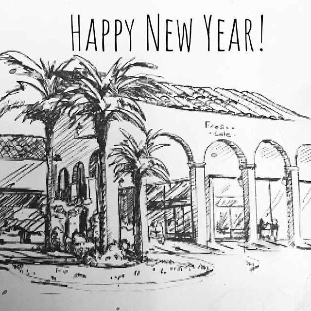 Enjoy Your Long Weekend We Sure Will, See You In 2018! 🎉✨🥂 • • • Holiday Hours: ✨Mon Jan 1st CLOSED ✨Tues Jan 2nd  Regular Hours 8am-8pm  HAPPY NEW YEAR! #cheers #goodbye2017 #frescocafe #santabarbara #supportlocalbusiness #shop local #5points