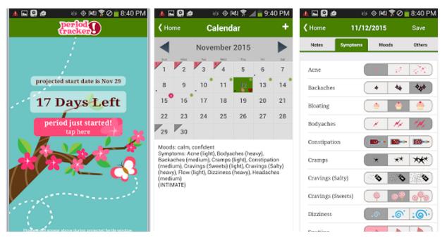 optimize your period women's health naturopathic medicine period tracker