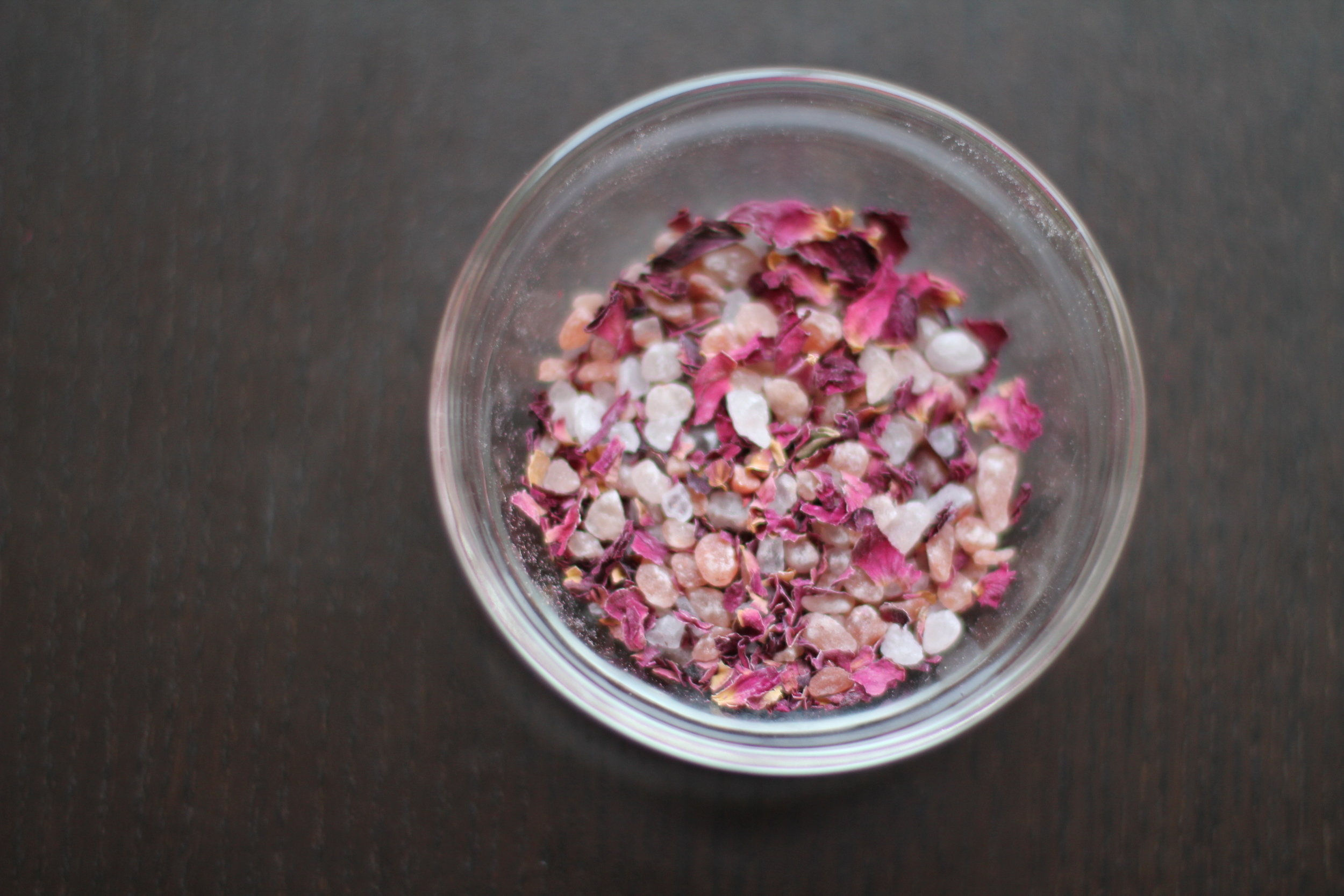 rose sea salt