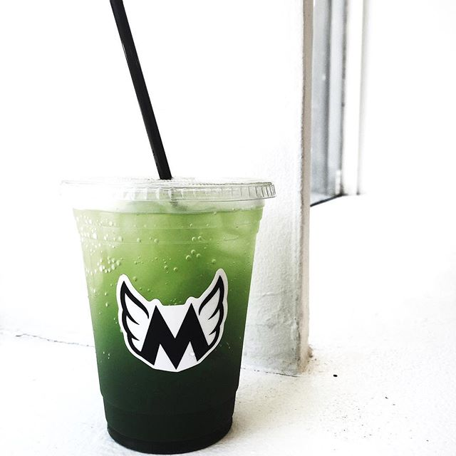3⃣ days for matcha soda 💕