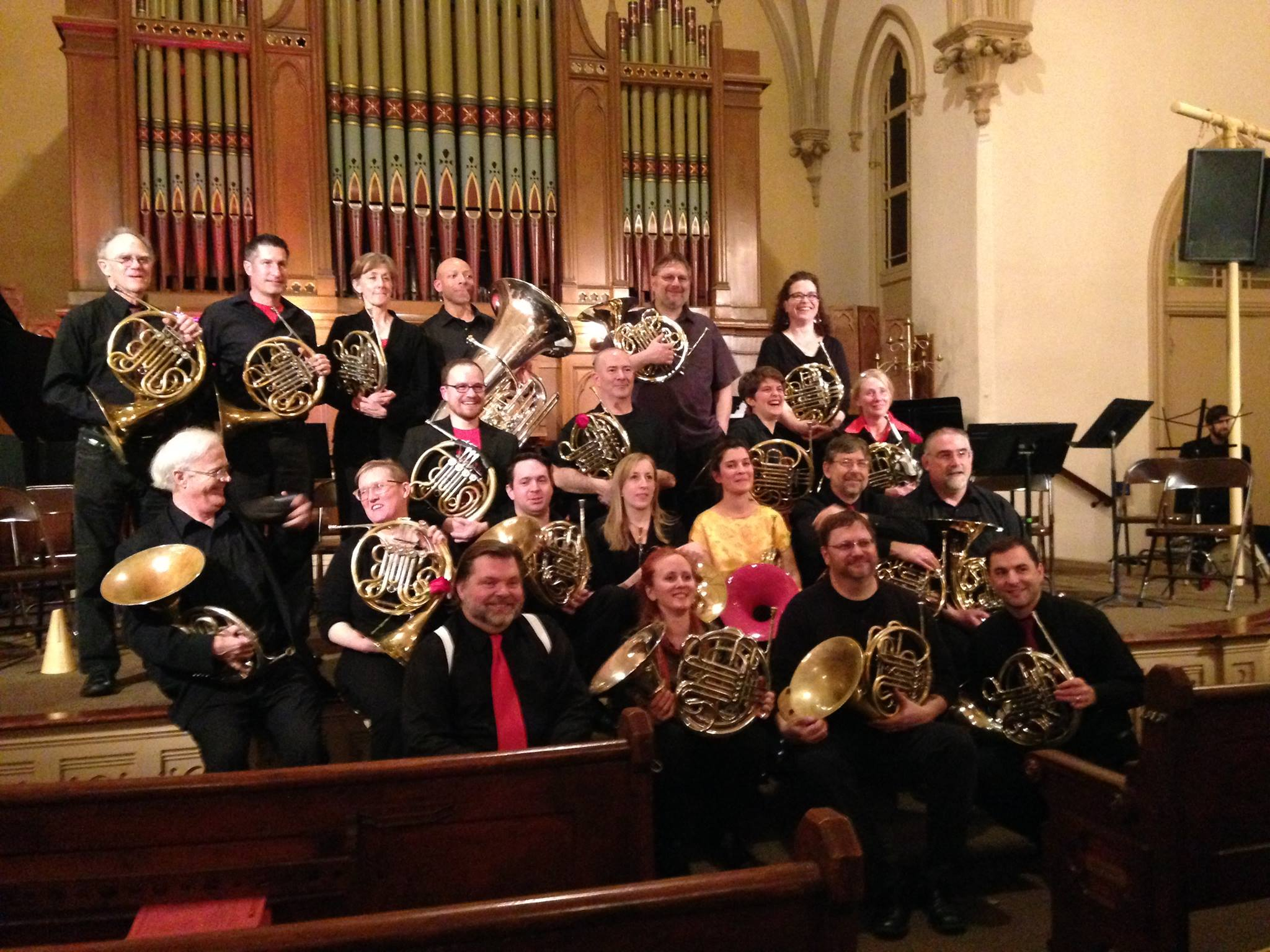 The Northwest Horn Orchestra