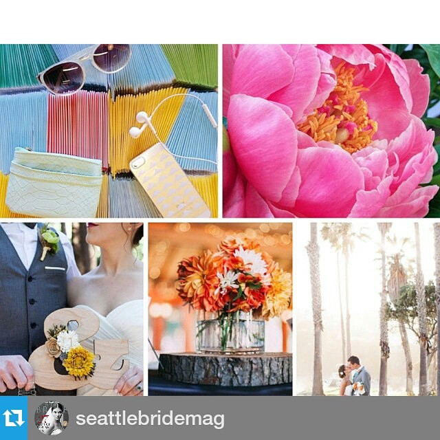 Got insta faved by  @seattlebridemag
