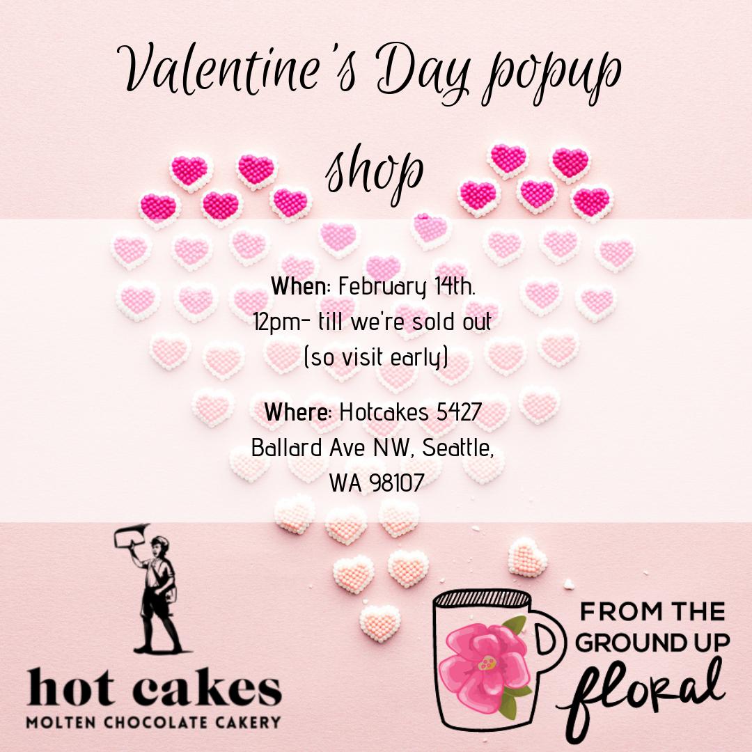 Hot Cakes - 5427 Ballard Ave NW, Seattle, WA 98107
