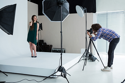 AffordablefashionphotographersinLA.  Photograph is a key element of fashion design and manufacturing because once the garment is sewn, most brands sell online.  By selling online, brands can produce small batch prdouction runs and respond to their buyer's tastes and preferences more quickly.