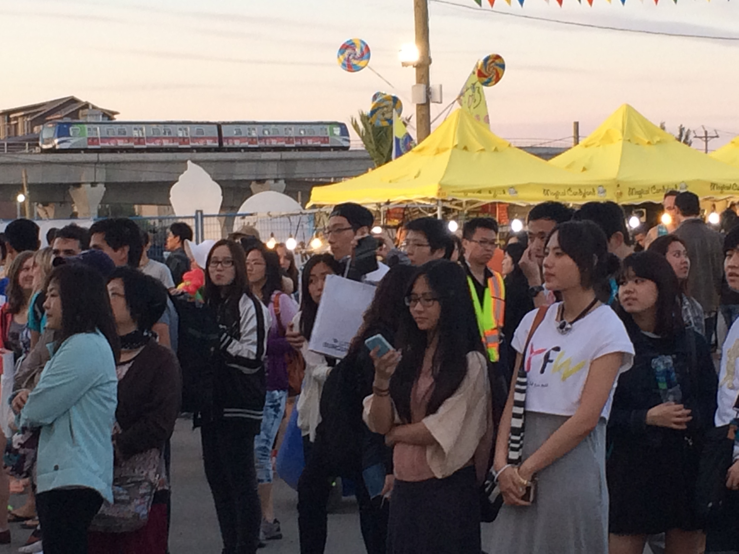 Outdoor Concert at The Richmond Night Market