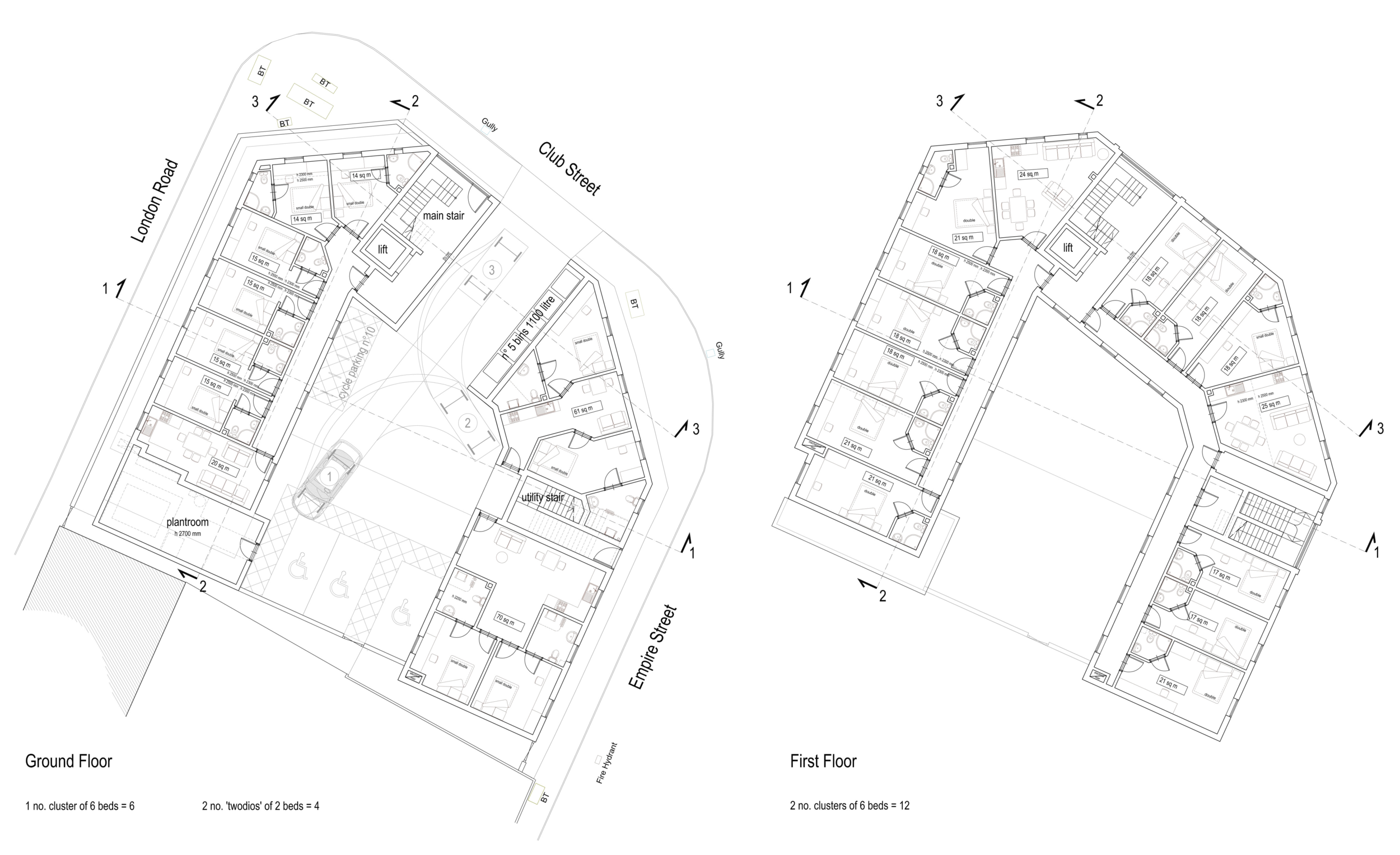1213-CA-AP-101&102-R06 Proposed GF & FF Plans-1.png